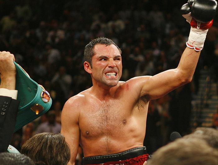 Oscar De La Hoya - Boxer