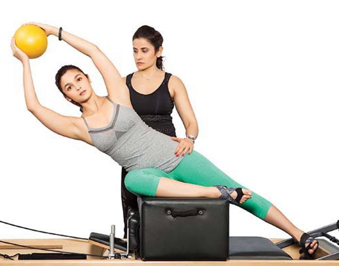 Alia Bhatt's workout routine