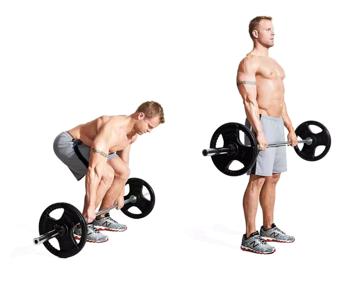 Dead Lift - Best-Lower-Body-Workouts