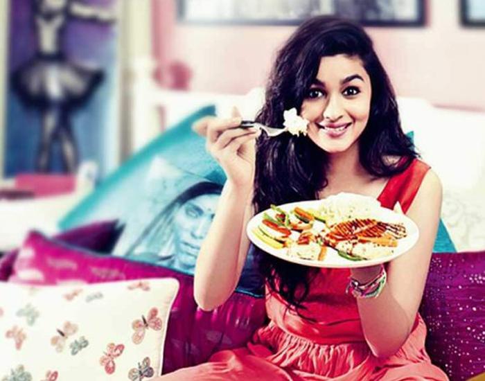 Alia Bhatt's diet plan