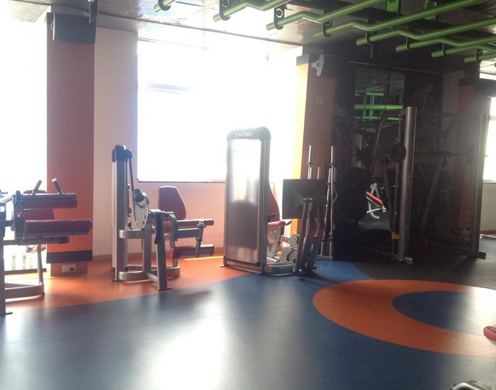 Chisel Gym Virat Kohli