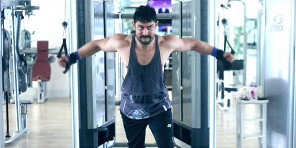 Workout Routine of Aamir Khan