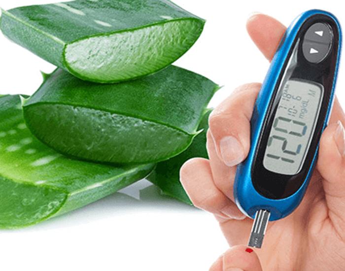 Aloe Vera - Control your blood sugar