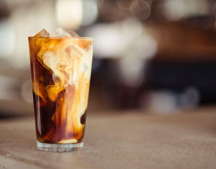 Cold Coffee: 130 Calories - FITPASS