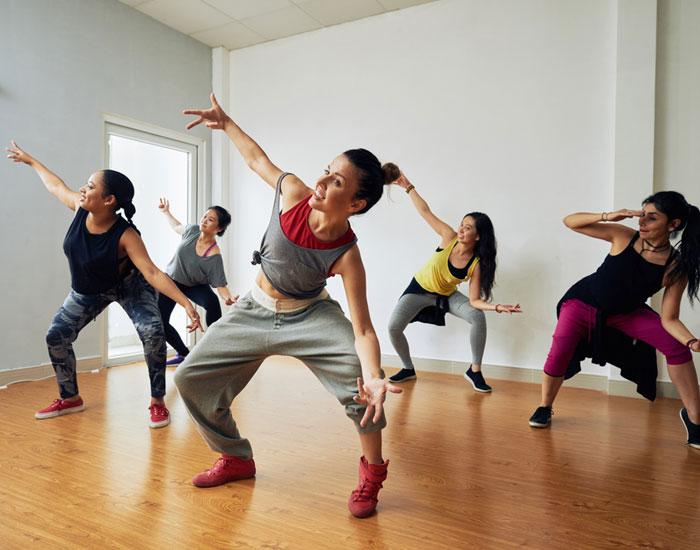 hip hop dance workout
