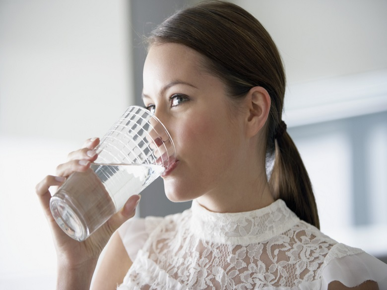 Drink Sufficient Amount of Water