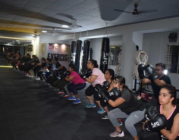 Aero Fitness Centre
