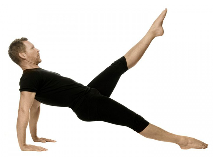 Some Pilates Moves