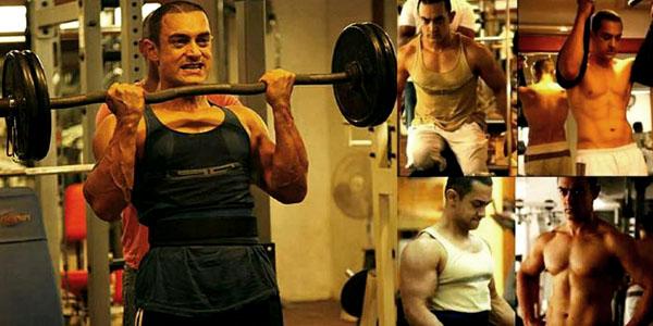 aamir khan workout