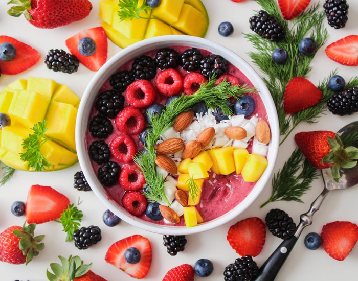 Replacing meals with fruits results in weight loss