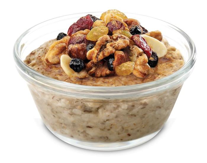 Customized Oatmeal
