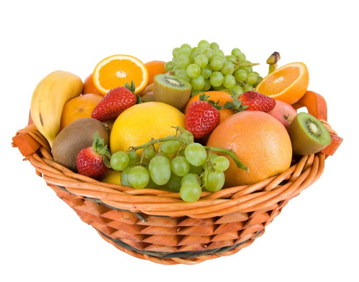 fruit per day