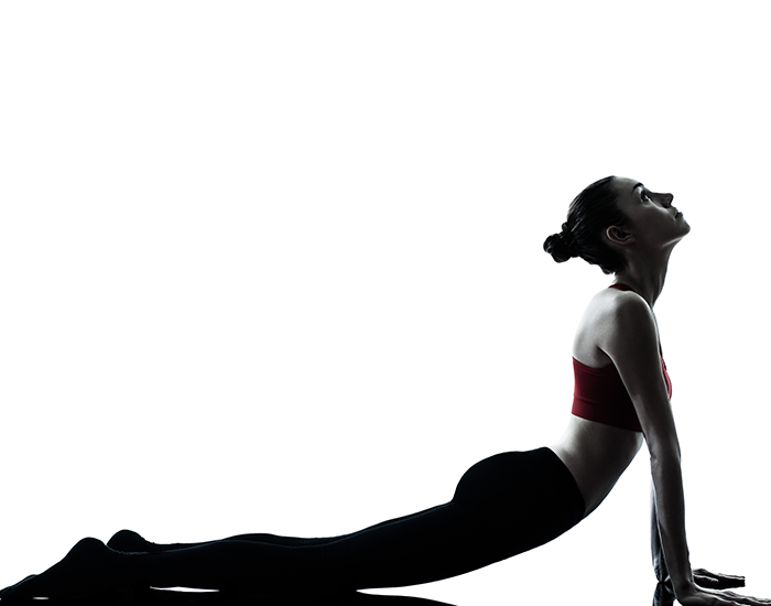 Pilates helps you become more interested in living a healthy and fit lifestyle