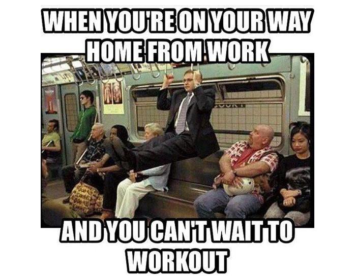 Workout Jokes
