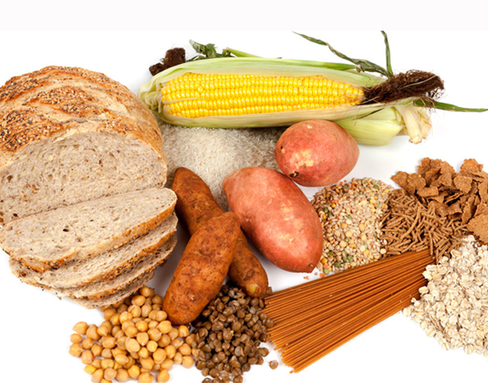 Consume Healthy carbohydrates