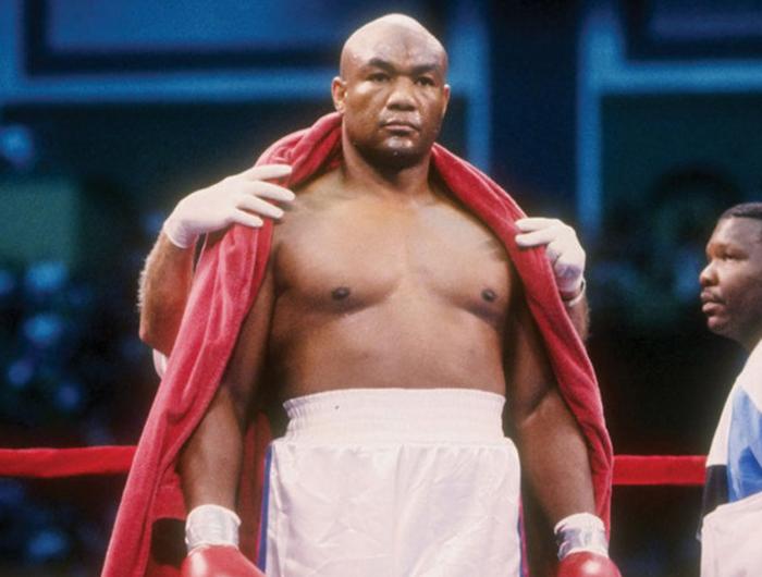 George Foreman - Boxer