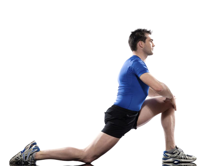 Kneeling Psoas Stretch for Back Pain