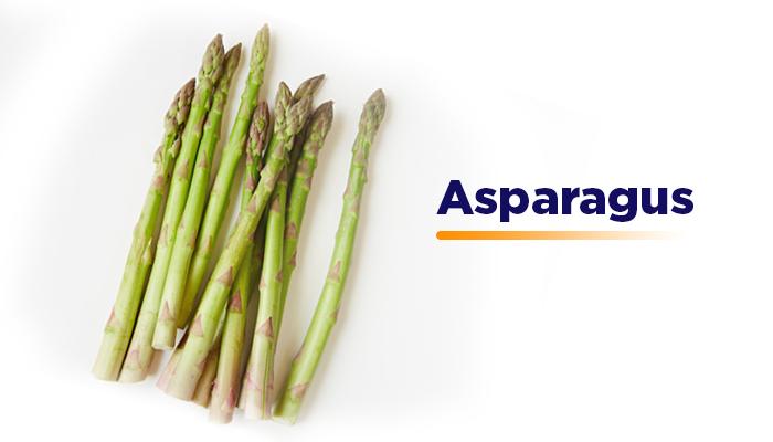 Asparagus - Gluten Free Diet