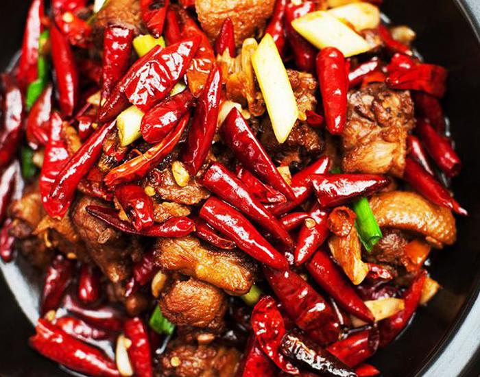 No Spicy Food