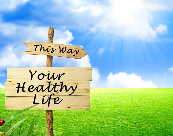 The way your healthy lifestyle