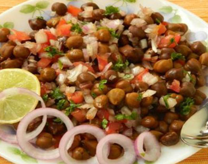 Chickpeas Chat