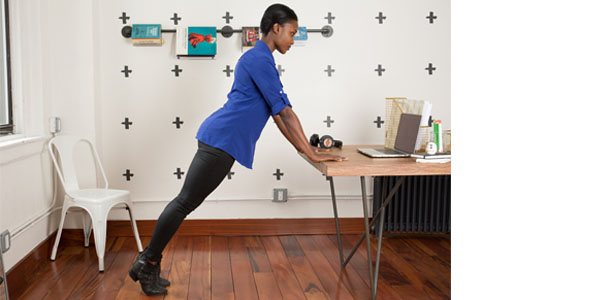 Get Up And Move From Your Desk