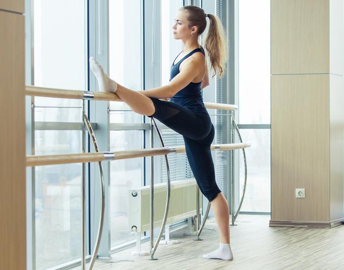 Develope Leg Lifts