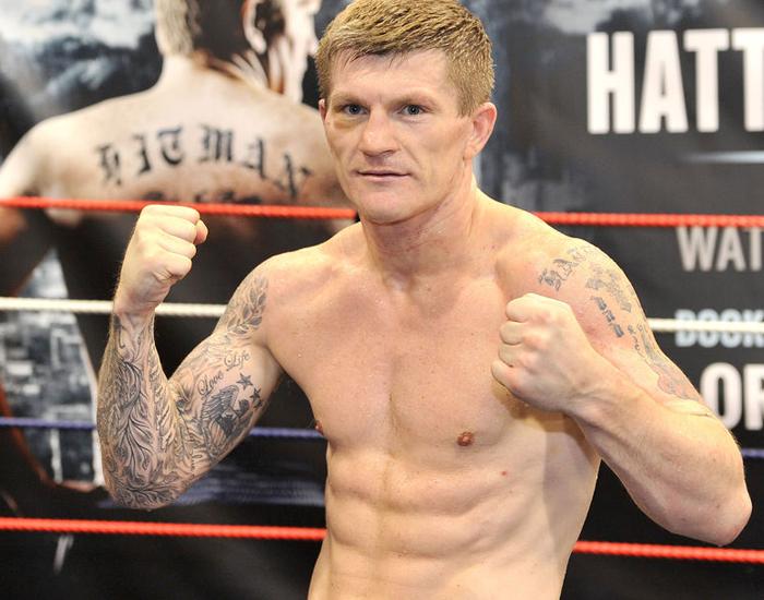 Ricky Hatton - Boxer