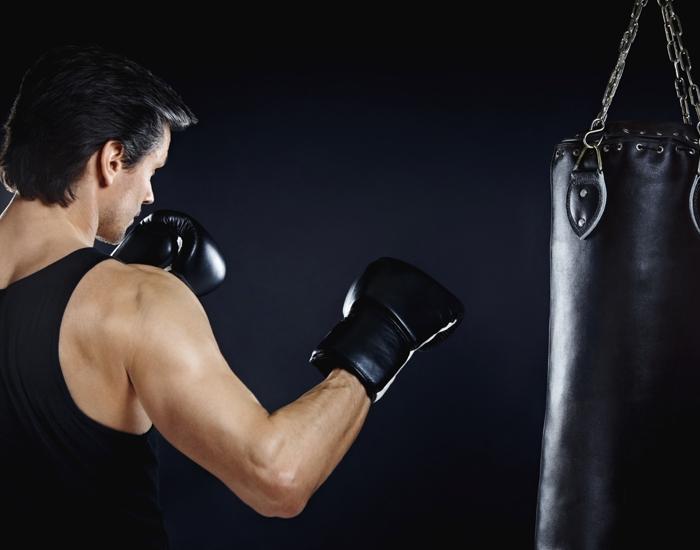 Heavy Bag Boxing