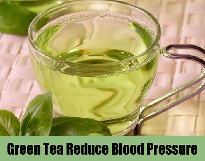 Green Tea Reduce Blood Pressure