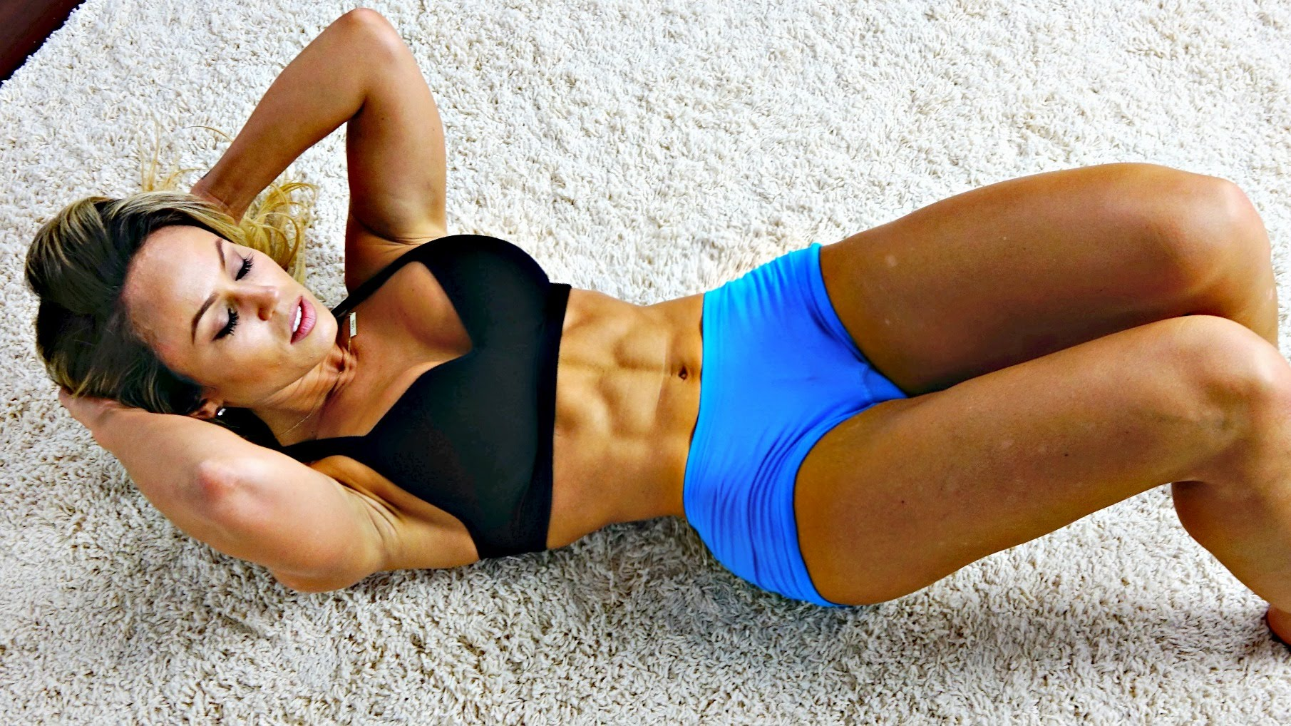 Always go for abs-specific work out