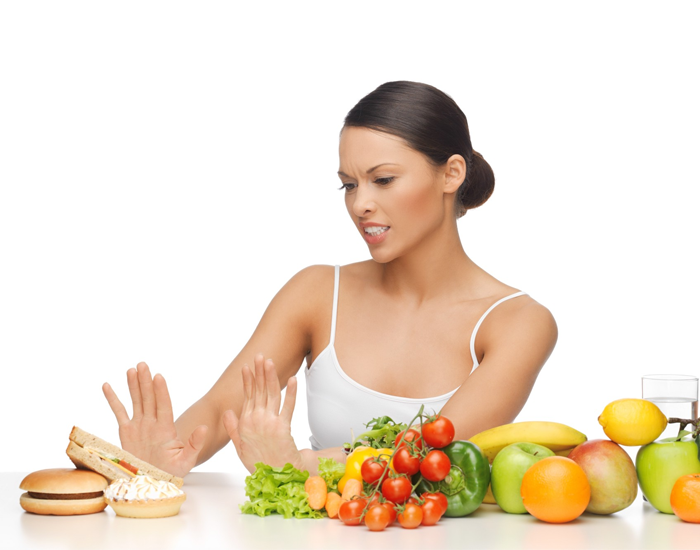 Cut down on Carbohydrates