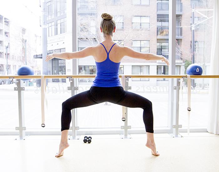 pilates barre workouts