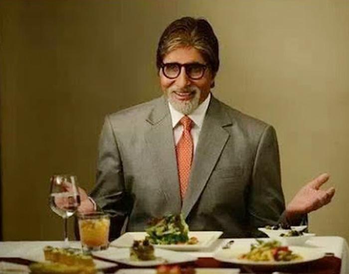 Amitabh Bachchan - Diet plan | FITPASS