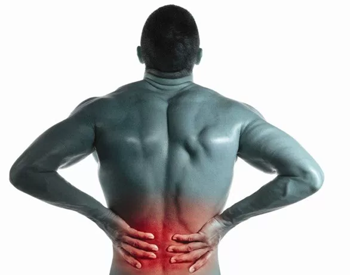 Reduces knee and back pain