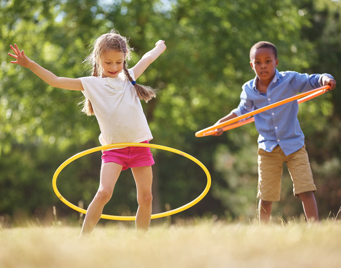 Make your Child Active with Toys