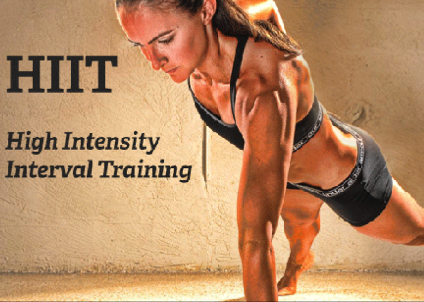 High-Intensity Interval Training (HIIT)