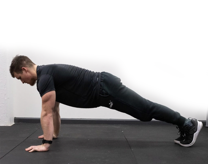 Traditional Push Up