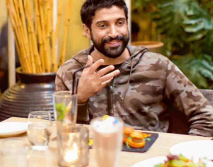 Farhan Akhtar Diet Plan