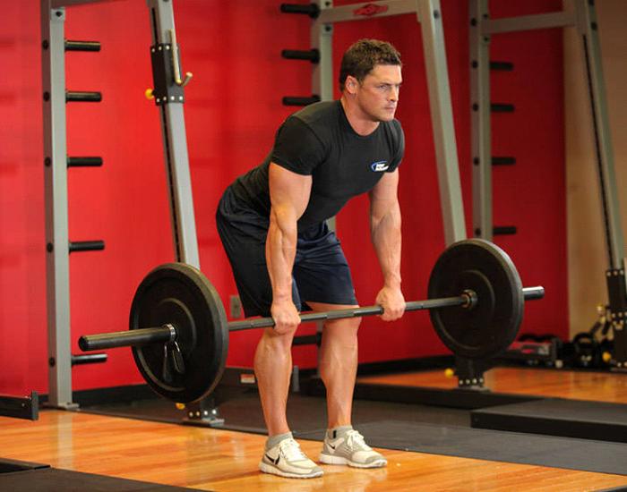 Reverse Grip Bent Over Rows