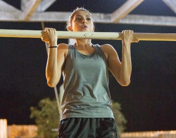Anushka Sharma Workout