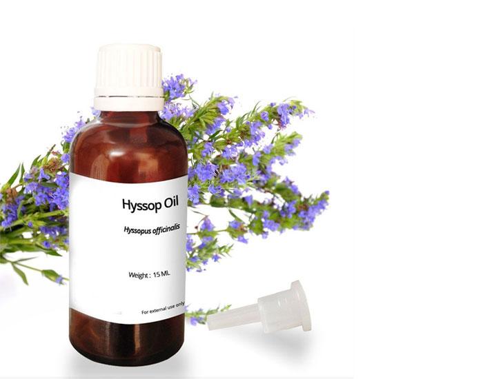 Hyssop-Essential-Oil