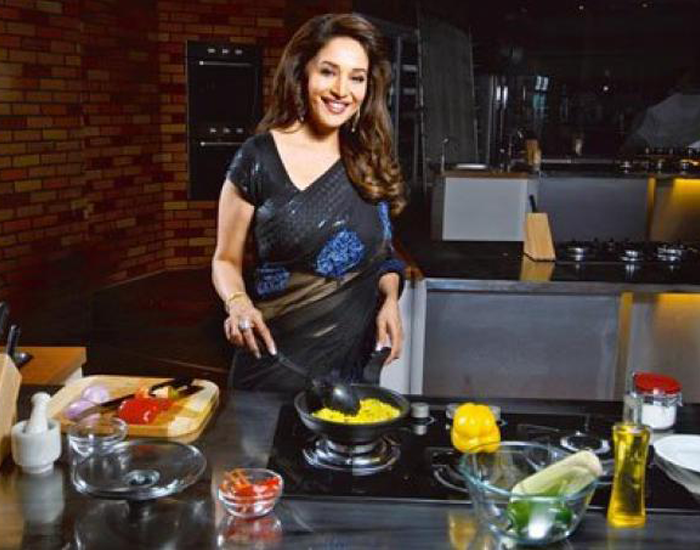 madhuri dixit diet and cooking