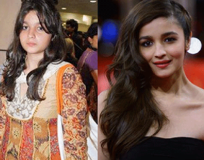 Alia Bhatt's Journey From Fat To Fit