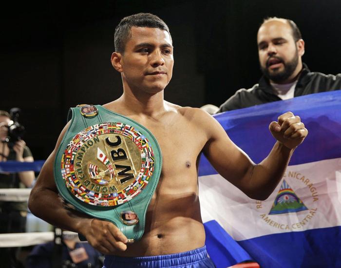 Roman Chocolatito Gonzalez - Boxer