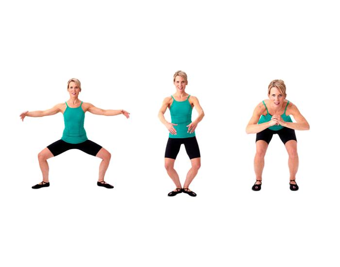 Plié Squats - Best-Lower-Body-Workouts