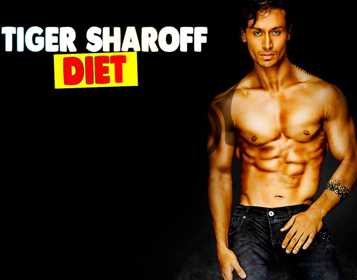 tiger shroff's fitness training and diet