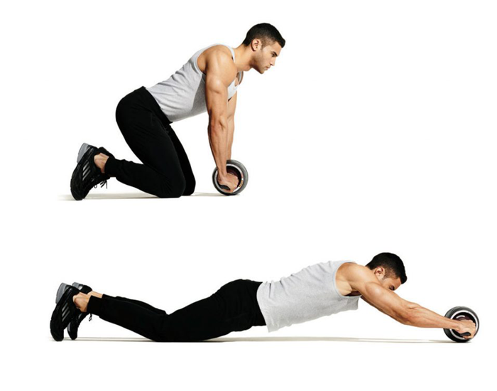 Ab Wheel Rollouts