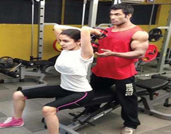 Anushka Sharma Workout Routine