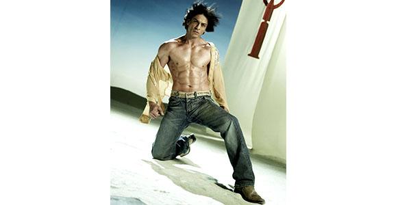 SRK's Diet Plan
